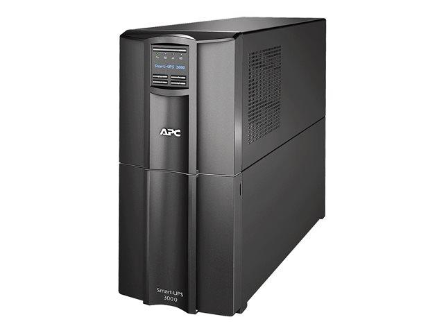 APC SmartConnect UPS SMT 3000 VA Tower