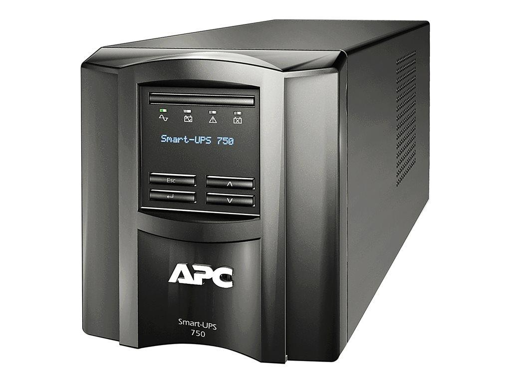 APC Smart-UPS 750VA LCD 230V Tower Smar