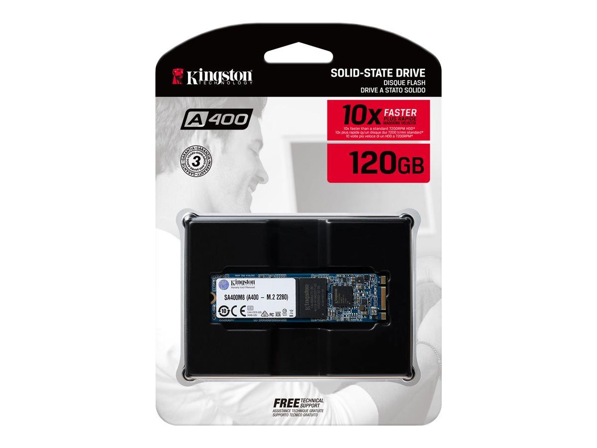 KINGSTON 240G SSDNOW A400 SATA3 M.2 2280