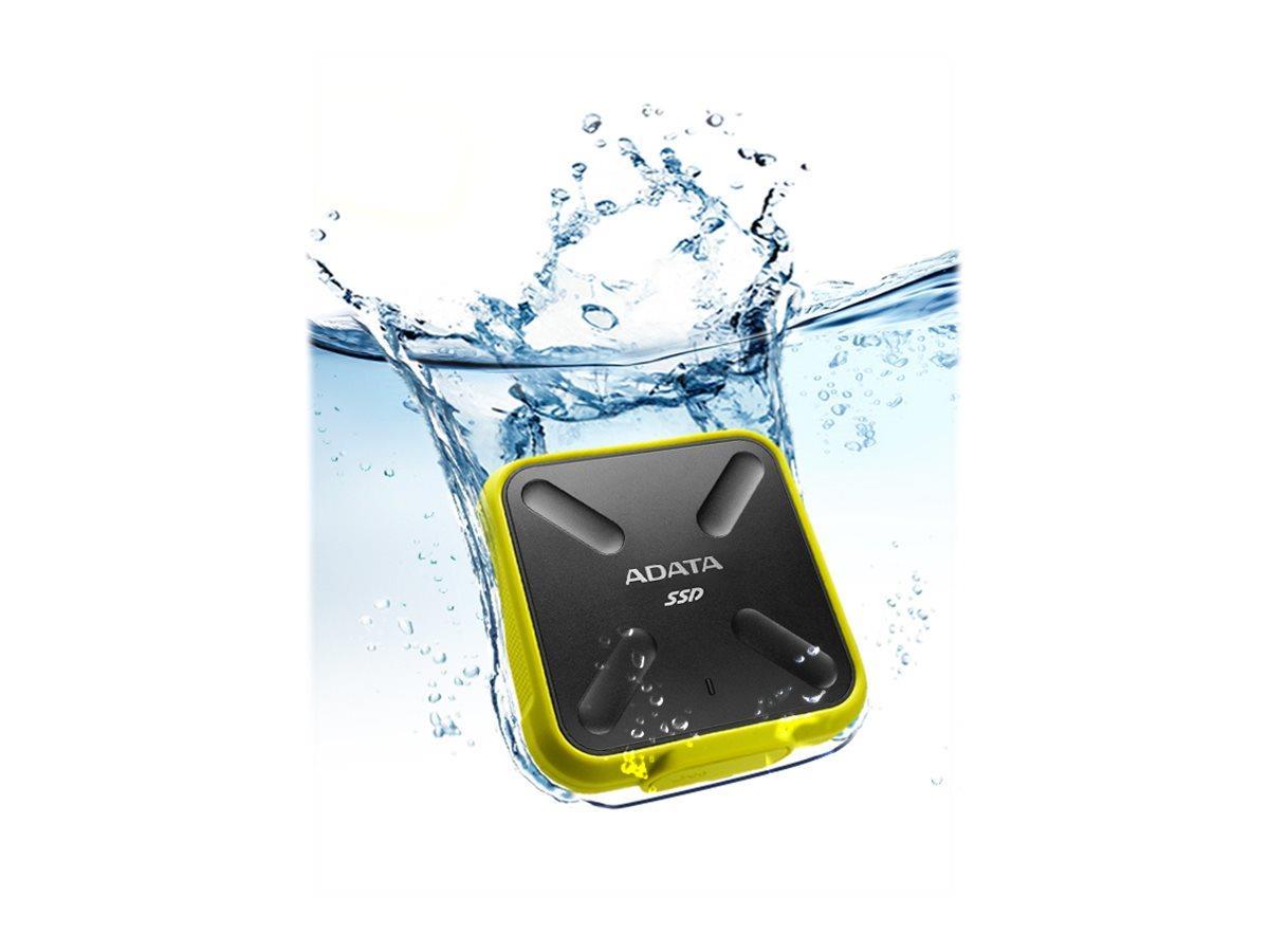 ADATA SD700 Ext SSD 1TB USB 3.1 Yellow