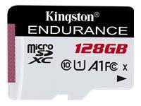 KINGSTON 128GB microSDXC Endurance C10