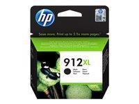 HP 912XL High Yield Black Ink