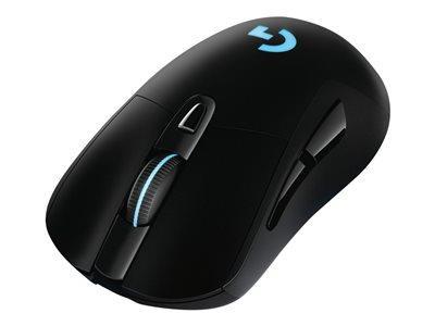 LOGI G703 LIGHTSPEED Mouse BLACK - EER2
