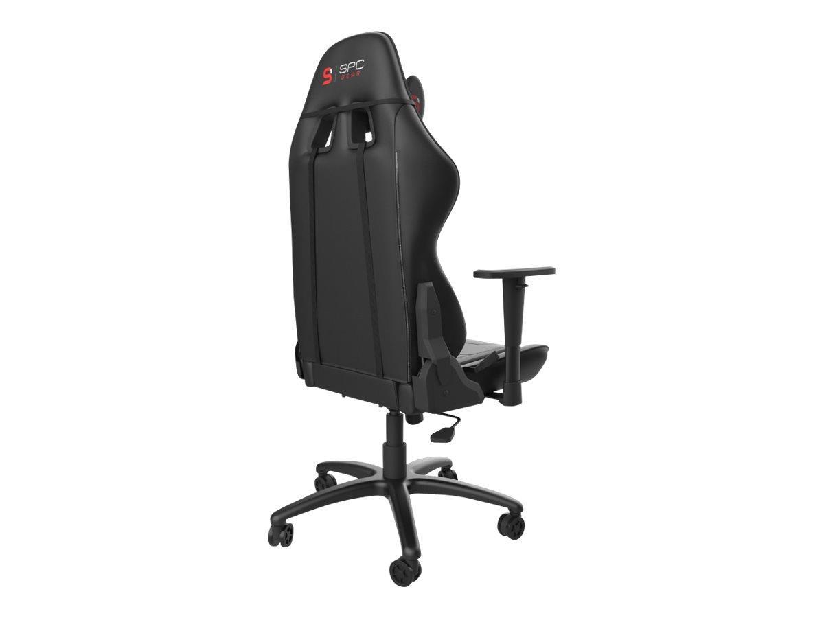 SILENTIUM PC Gear SR300 V2 BK Chair