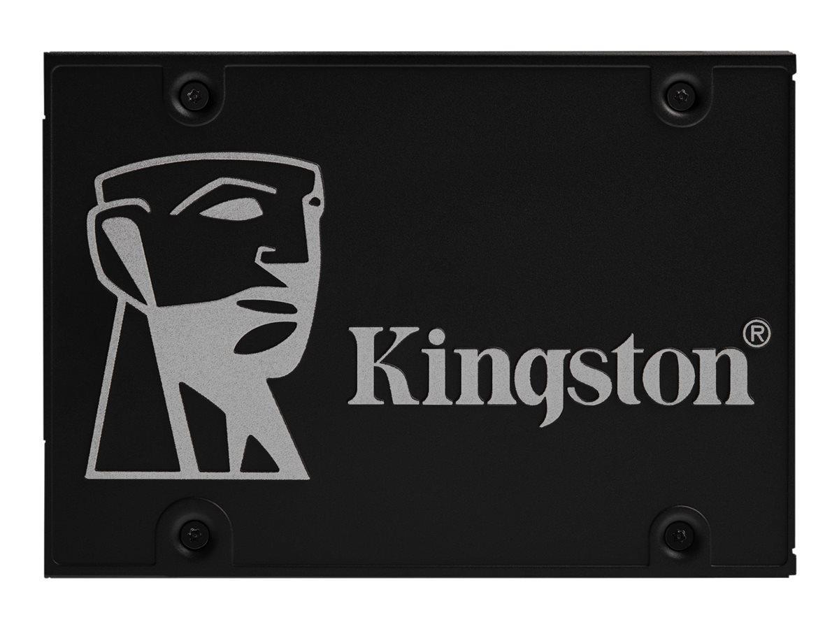 KINGSTON 1024GB SSD KC600 SATA3 2.5inch