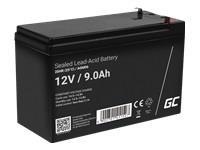 GREEN CELL Battery AGM 12V9AH