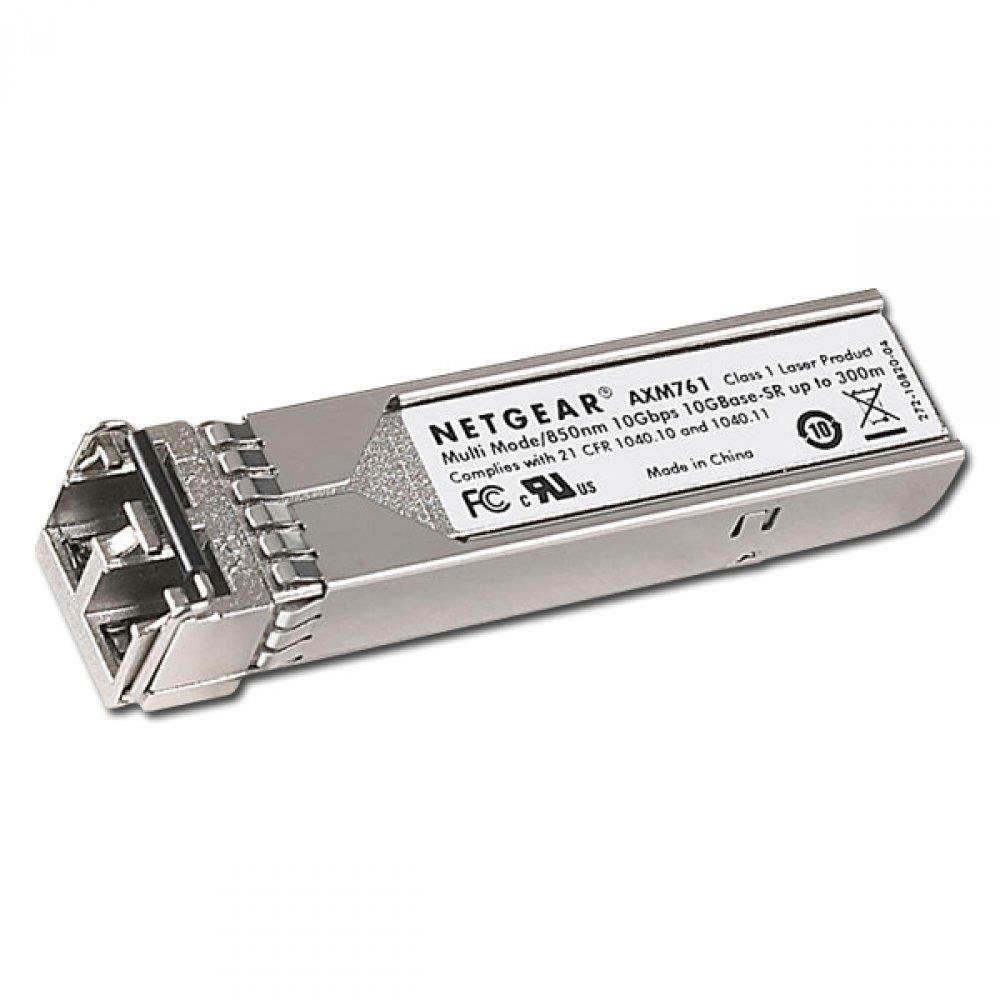 NETGEAR AXM761-10000S 10Gbps PROSAFE SFP+ LC GBIC, Retail