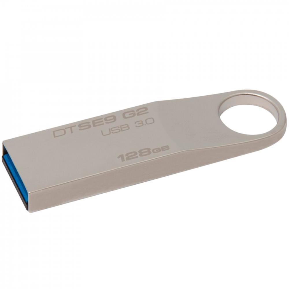 Kingston 128GB USB 3.0 DataTraveler SE9 G2 (Metal) 100MB/s read 15MB/s write EAN: 740617237825