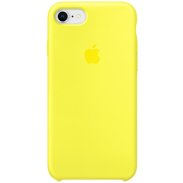 iPhone 8 / 7 Silicone Case - Flash