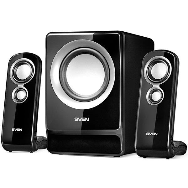 Speakers SVEN MS-908, black (28W), SV-0130908BK