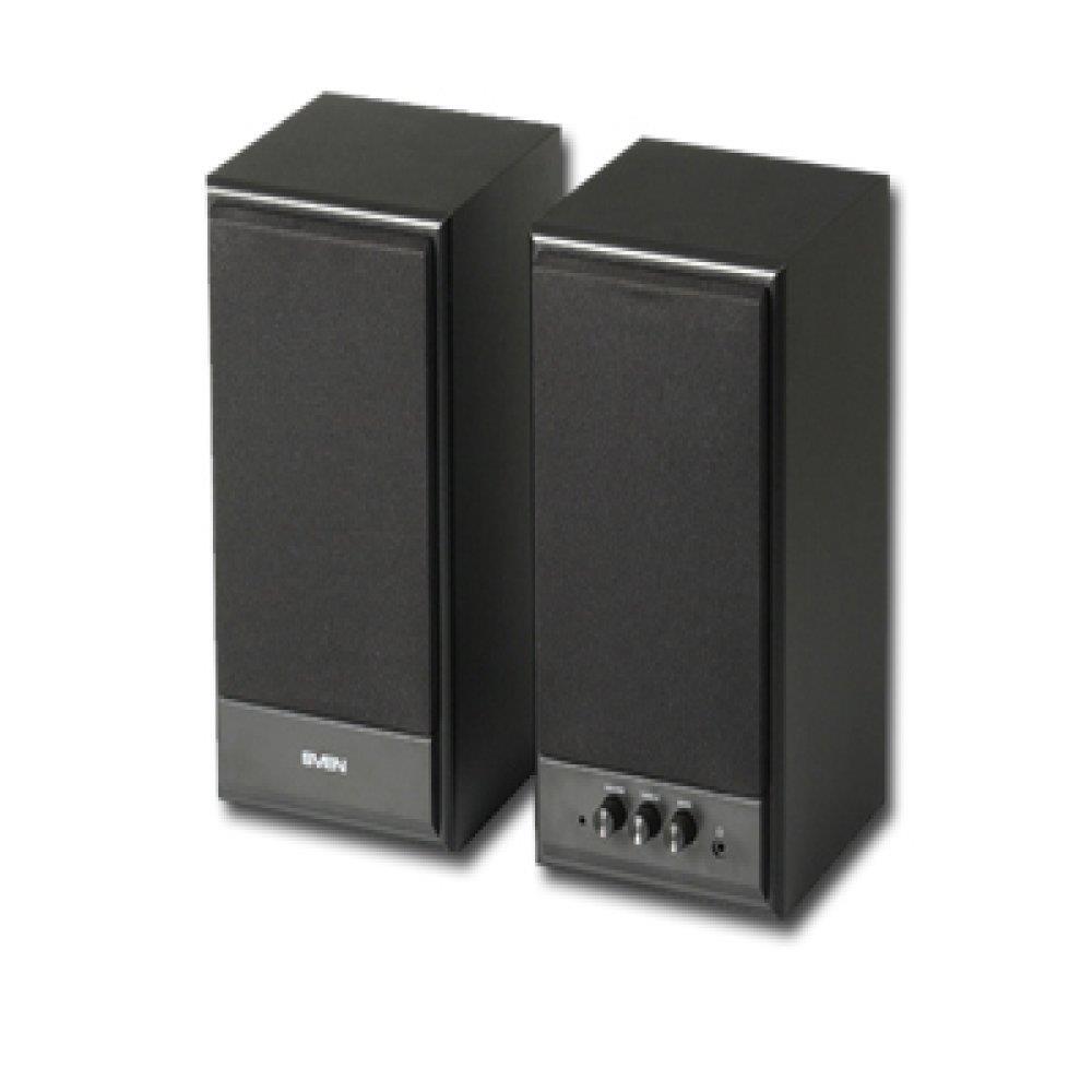 Multimedia - Speaker SVEN SPS-702 (Stereo, 40W, 40Hz-22Hz, Black), SV-0120702BL