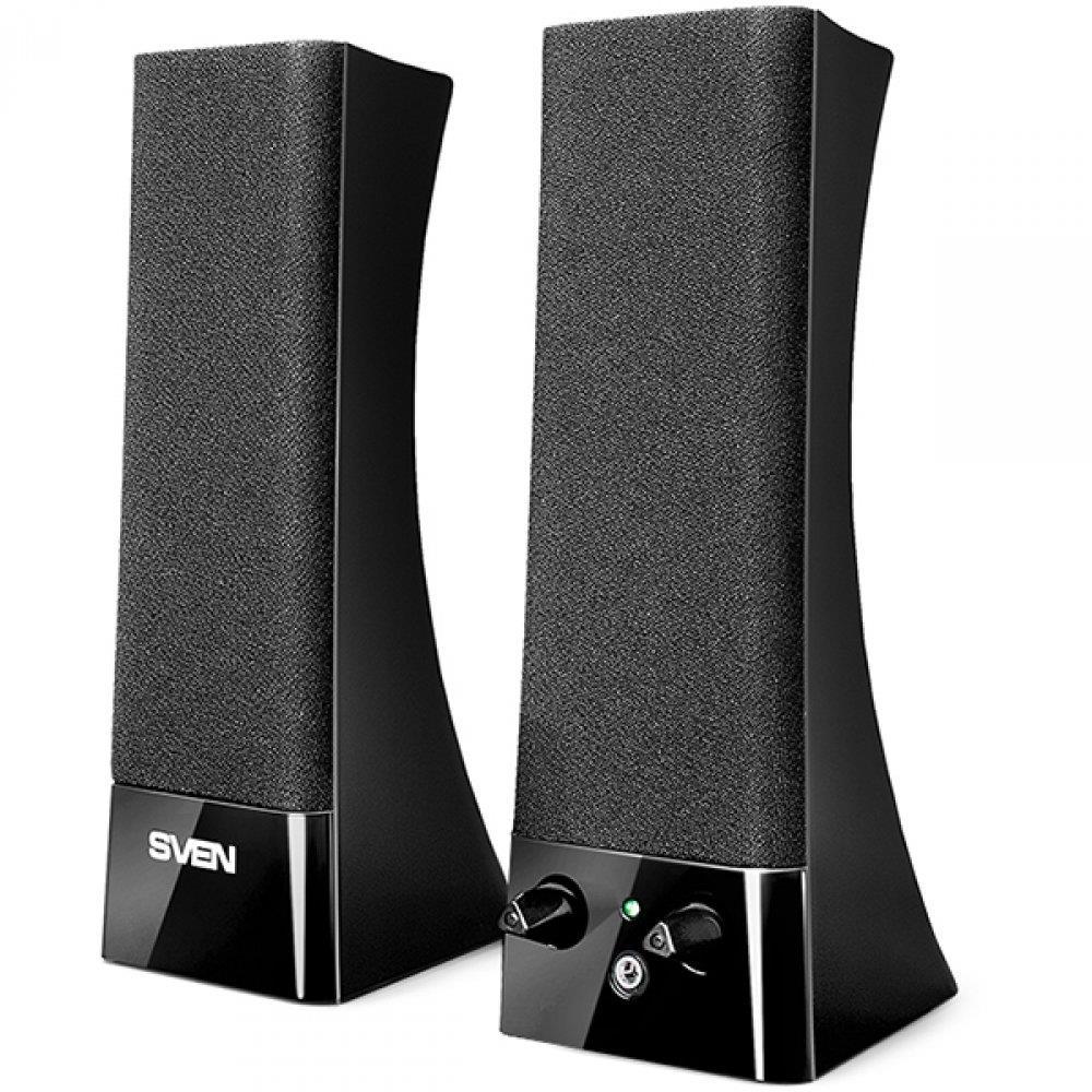 Speakers SVEN 235, black, SV-0110235BK