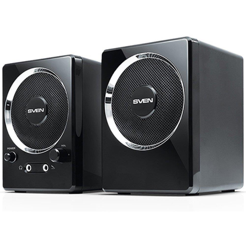 Speakers SVEN 247, black, USB, SV-0110247BK