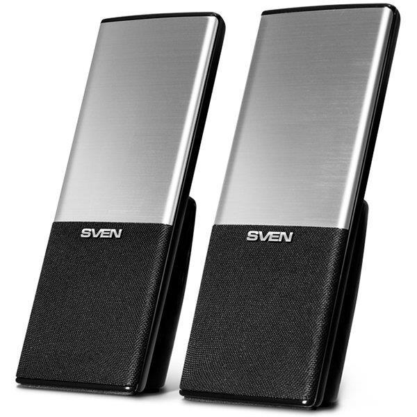 Speakers SVEN 249, black (USB), SV-012533