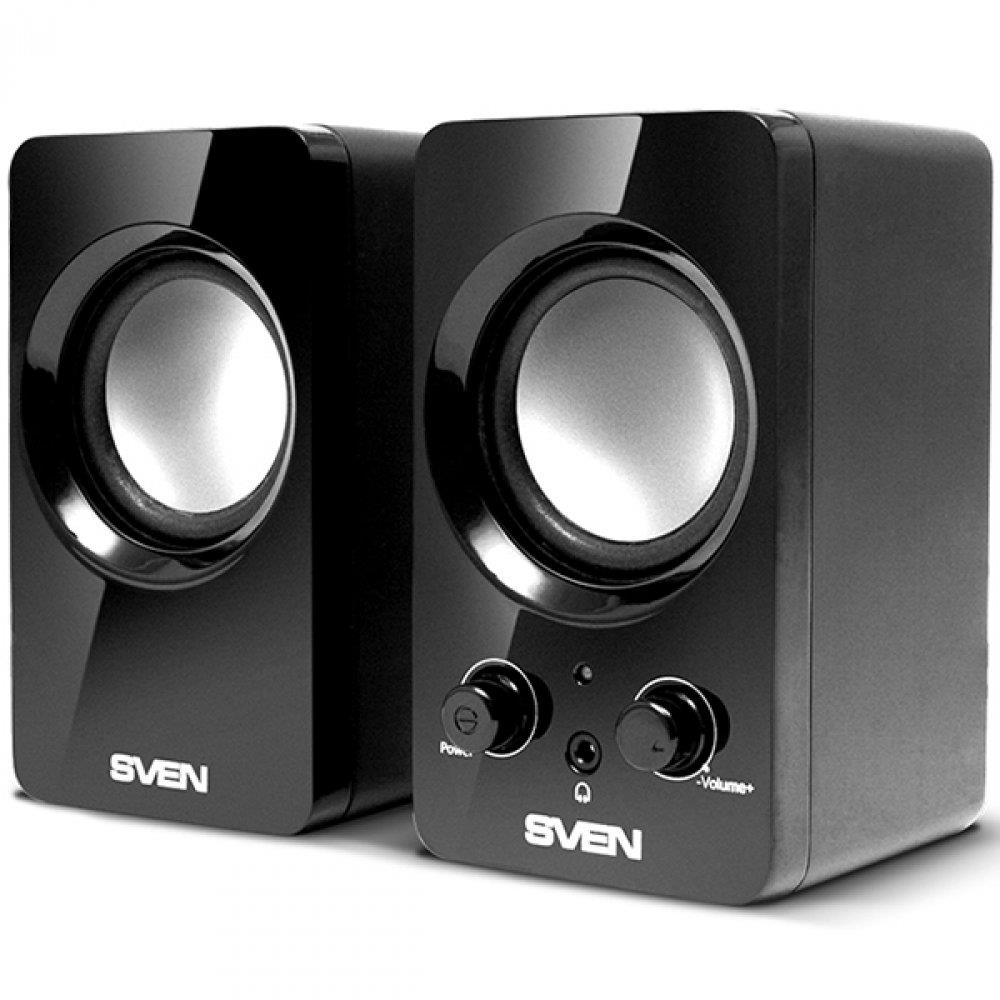 Speakers SVEN 354, black (USB), SV-0120365BL