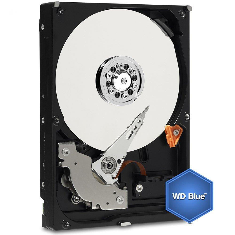 HDD Desktop WD Blue (3.5'', 1TB, 64MB, 5400 RPM, SATA 6 Gb/s)