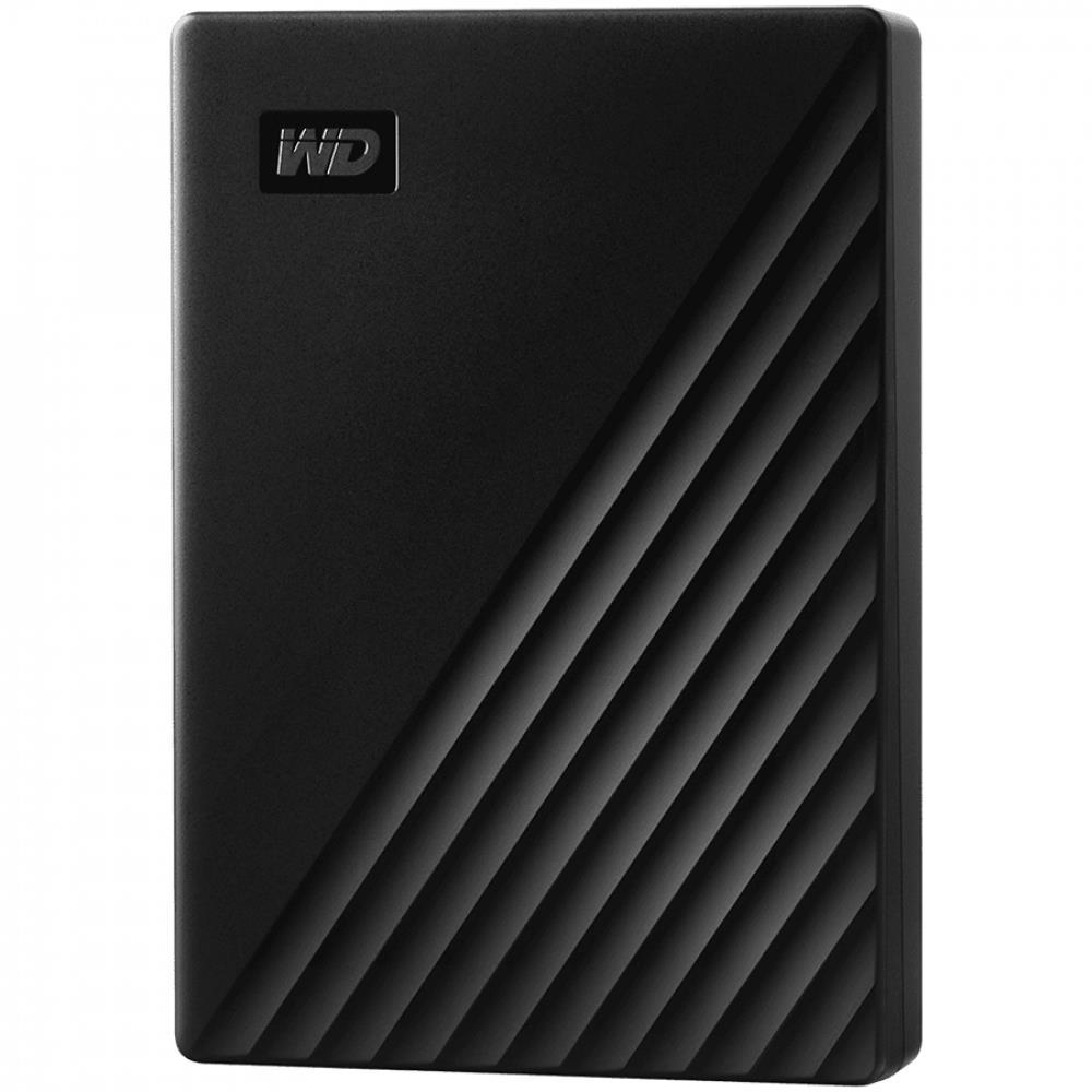 HDD External WD My Passport (4TB, USB 3.2) Black