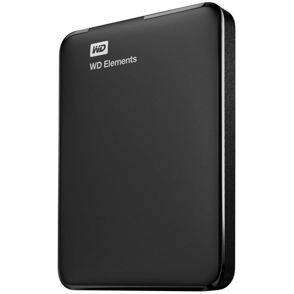 HDD External WD Elements Portable (2TB, USB 3.0)