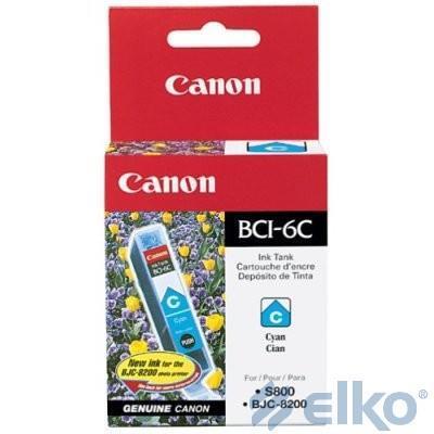 INK CARTRIDGE CYAN BCI-6C/4706A002 CANON