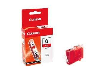 INK CARTRIDGE RED BCI-6R/8891A002 CANON