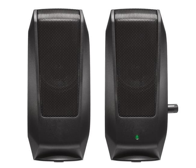 Speaker LOGITECH S120 Black 980-000010
