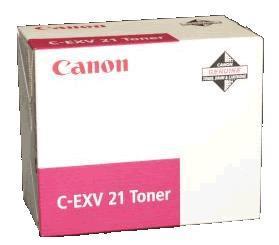 TONER MAGENTA C-EXV21/0454B002 CANON