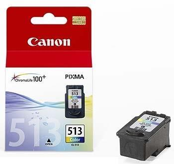 INK CARTRIDGE COLOR CL-513/2971B001 CANON
