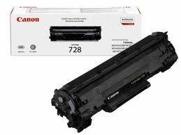 TONER BLACK 728/3500B002 CANON