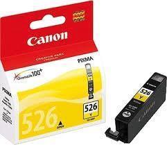 INK CARTRIDGE YELLOW CLI-526Y/4543B001 CANON