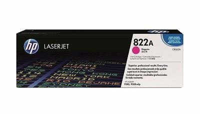 TONER MAGENTA 822A /LJ9500 25K/C8553A HP