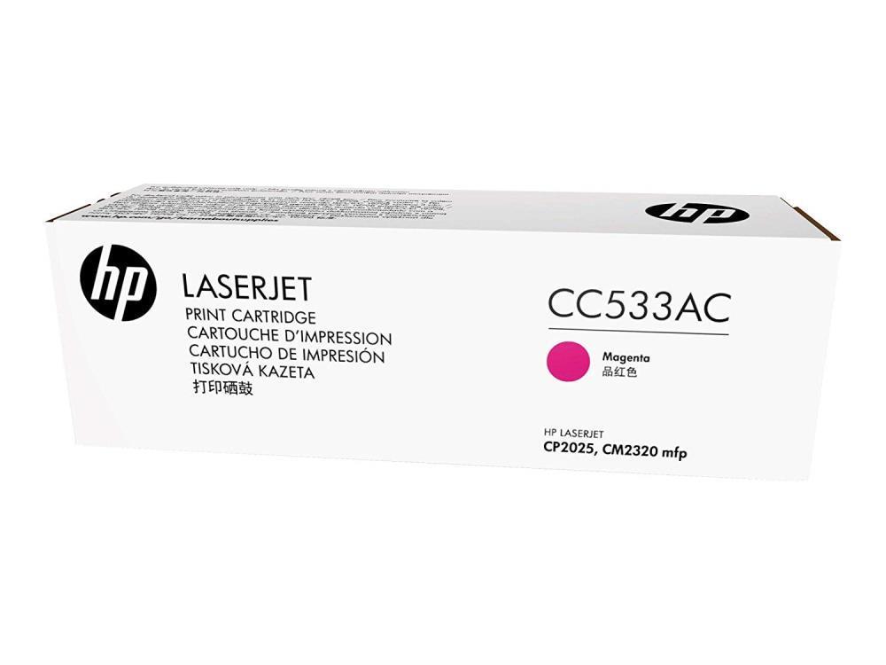 TONER MAGENTA 304A /CP2025N/2.8K CC533AC HP