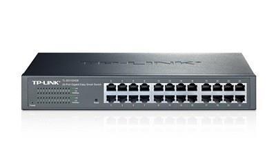 NET SWITCH 24PORT 1000M/TL-SG1024DE TP-LINK