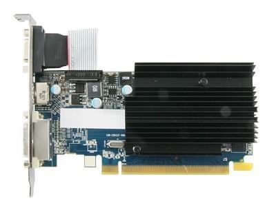 VGA PCIE16 R5 230 1GB GDDR3/LP 11233-01-10G BLK SAPPHIRE