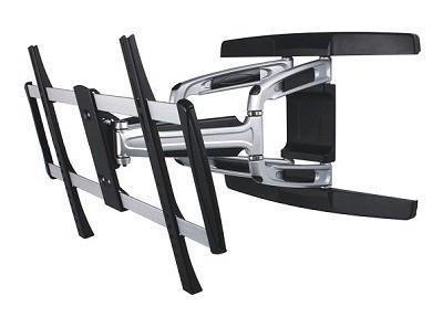 TV SET ACC WALL MOUNT SILVER/LED-W750SILVER NEOMOUNTS