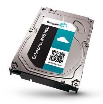 HDD | SEAGATE | Enterprise NAS HDD | 3TB | SATA 3.0 | 128 MB | 7200 rpm | ST3000VN0001
