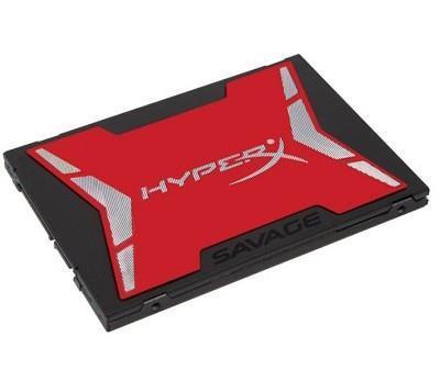 "SSD SATA2.5"" 480GB/SAVAGE SHSS37A/480G KINGSTON"