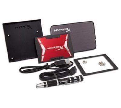 """SSD SATA2.5"""" 480GB W/KIT/SAVAGE SHSS3B7A/480G KINGSTON"""