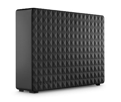 External HDD|SEAGATE|Expansion|2TB|USB 3.0|Black|STEB2000200