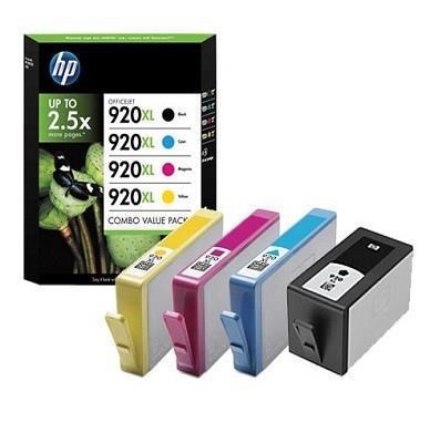 INK CARTRIDGE COLOR NO.920XL/C2N92AE HP