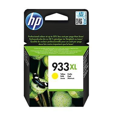 INK CARTRIDGE YELLOW NO.933XL/8.5ML CN056AE HP