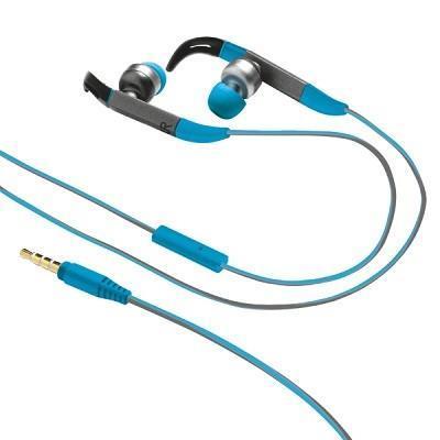HEADSET FIT IN-EAR SPORTS BLUE/20321 TRUST