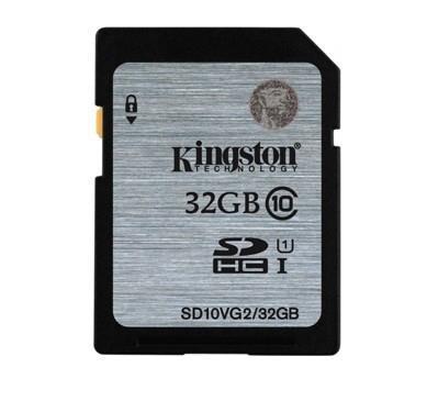 MEMORY SDHC 32GB UHS-I/SD10VG2/32GB KINGSTON