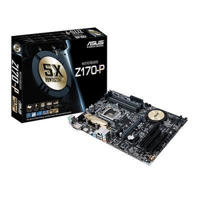 MB Z170 S1151 ATX/Z170-P ASUS