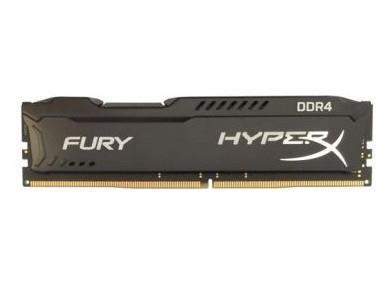 MEMORY DIMM 4GB PC19200 DDR4/FURY HX424C15FB/4 KINGSTON