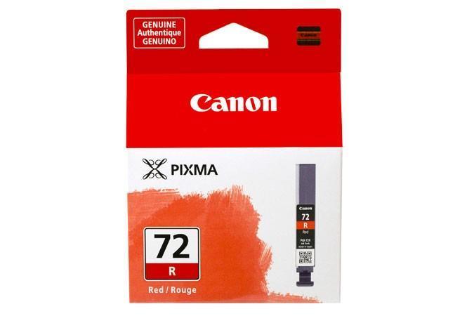 INK CARTRIDGE RED PGI-72R/6410B001 CANON