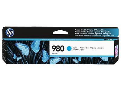 INK CARTRIDGE CYAN NO.980/D8J07A HP