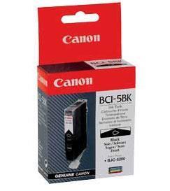 INK CARTRIDGE BLACK BCI-5BK/0985A002 CANON