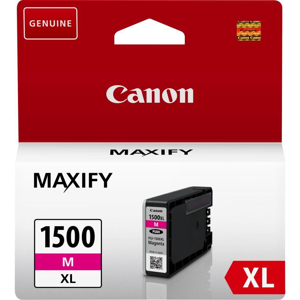 INK CARTRIDGE MAGENTA PGI-1500/XL 9194B001 CANON