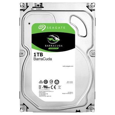 "HDD SEAGATE Barracuda 1TB SATA 3.0 64 MB 7200 rpm Discs/Heads 1/2 3,5"" ST1000DM010"