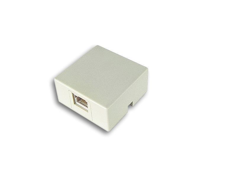 CABLE ACC MOUNT BOX 8P8C/TA-468 GEMBIRD